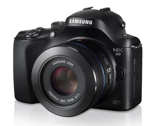 Фотоаппарат Samsung NX20