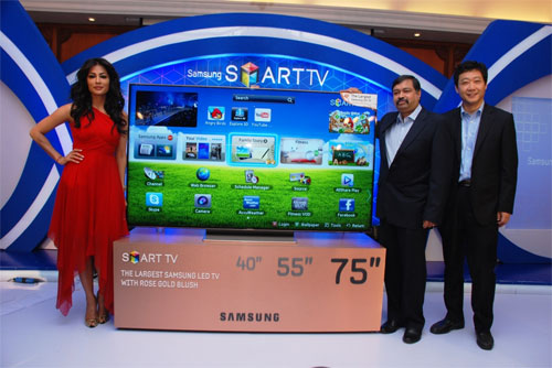 Телевизор Samsung ES9000 LED Smart TV