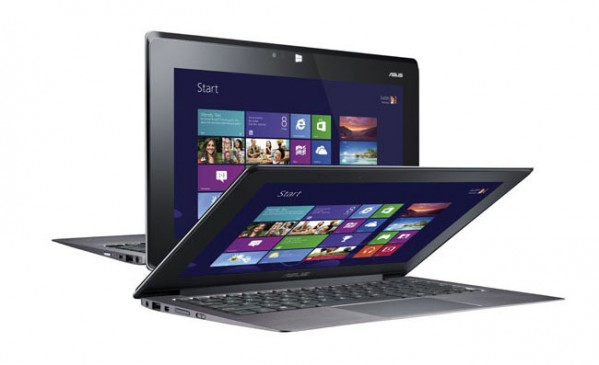 Asus Taichi на Windows 8
