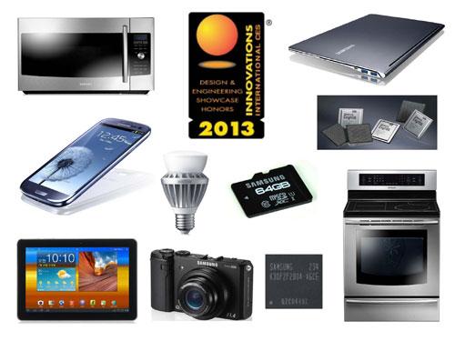 Samsung на CES 2013