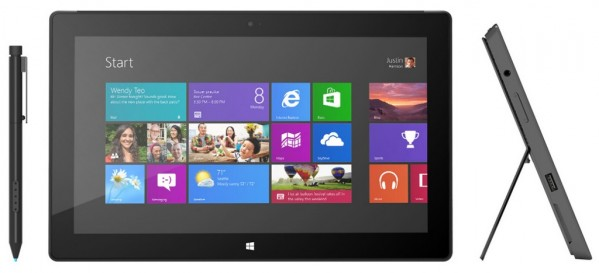 Microsoft Surface с Windows 8