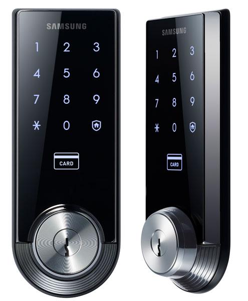 Электронно-механический дверной замок Samsung SHS-3320
