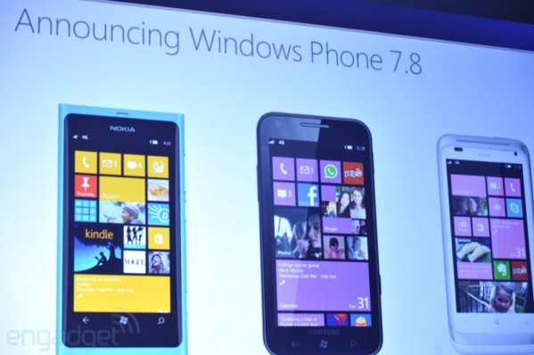 Microsoft Windows Phone 7.8