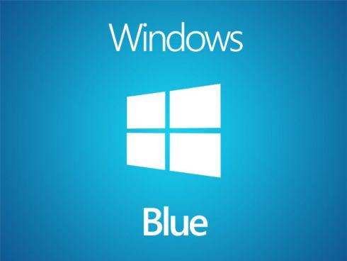 Microsoft Windows Blue