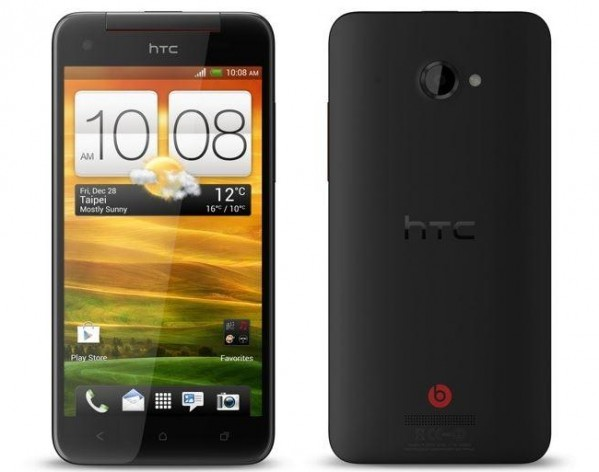 HTC Butterfly, Droid DNA и J Butterfly