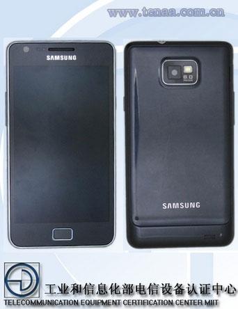 Galaxy S II Plus (GT-I9082)