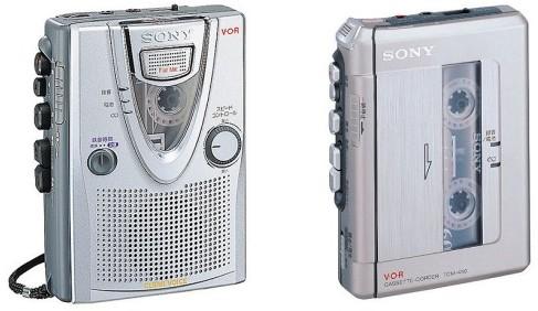 Sony  TCM-400, TCM-410 и TCM-450