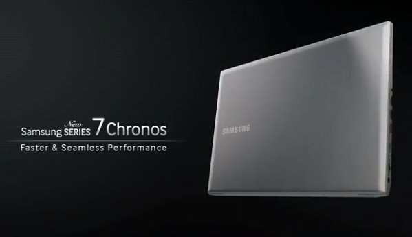 Ноутбук Samsung Series 7 Chronos