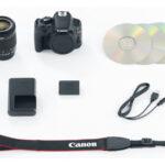 Canon Rebel SL1 EOS 100D