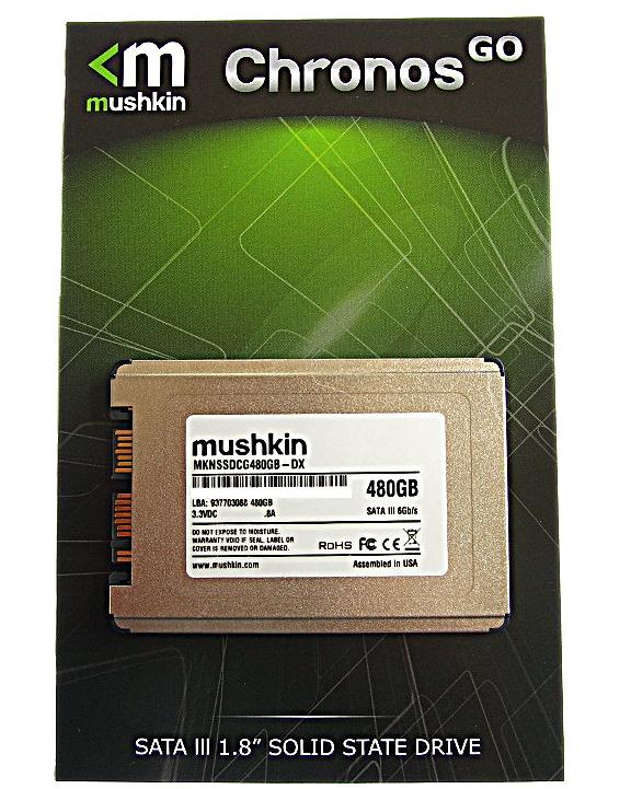 Mushkin Chronos GO SATA III