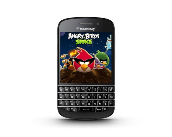 Angry Birds Space для BlackBerry 10