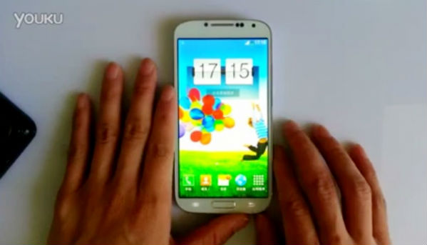 No.1 S6 - клон Samsung Galaxy S IV