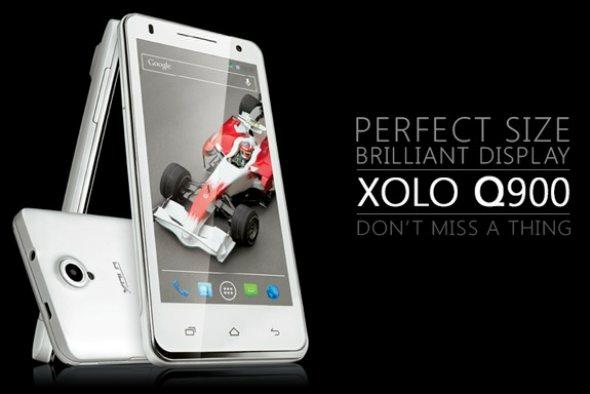 Xolo Q 900