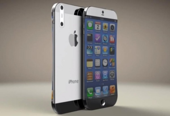 Концепт Apple iPhone 6