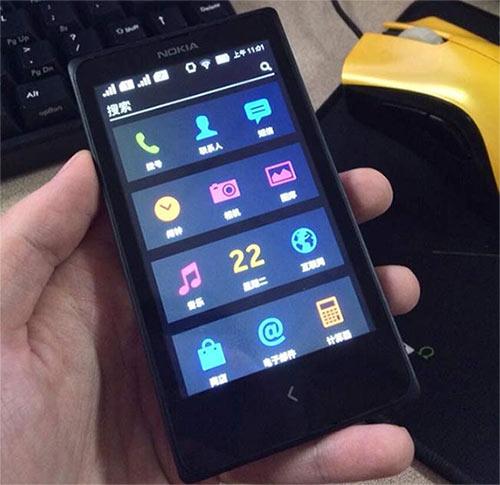 Nokia Normandy - прототип
