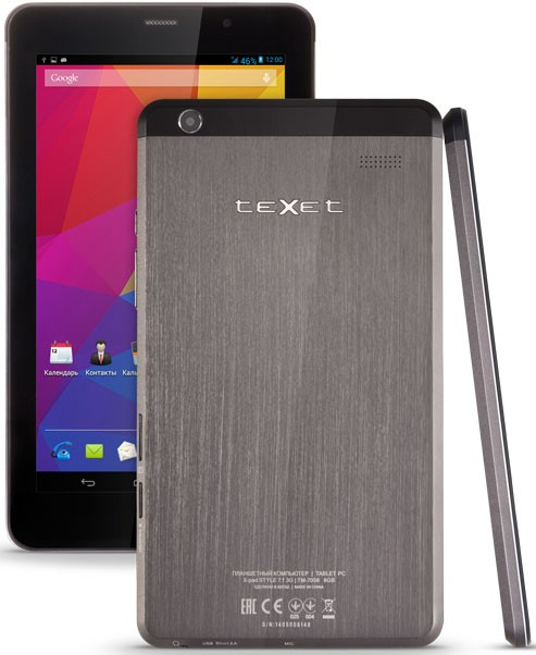 Texet X-Pad Style 7.1 3G