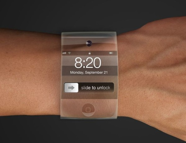 Apple iWatch (концепт)