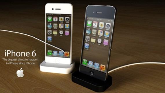 Apple iPhone 6 концепт