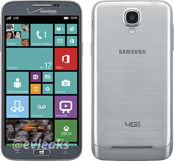 Samsung Huron aka Samsung Ativ SE