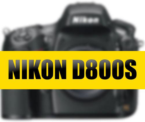 Nikon D800S