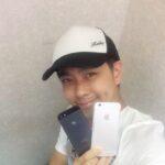 Jimmy Lin с Apple iPhone 6