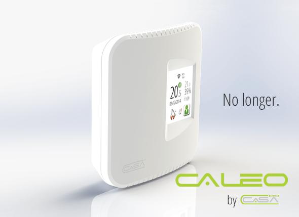 Термостат Caleo с WiFi и контролем потребления