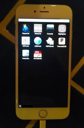 Apple iPhone 6 прототип