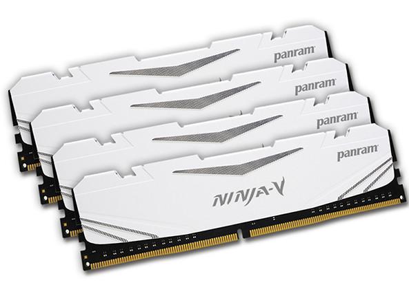 Модули оперативной памяти Panram Ninja - V стандарта DDR4