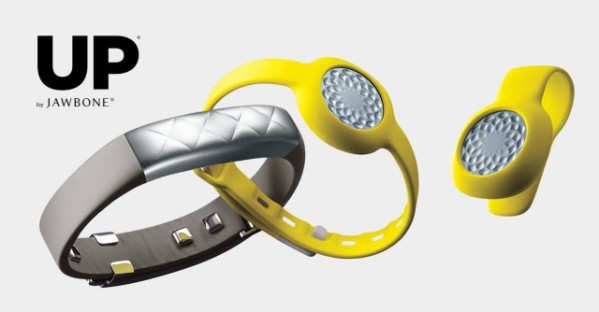 Jawbone UP3 and UP