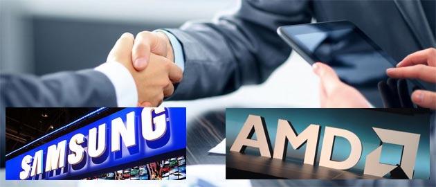 Samsung и AMD