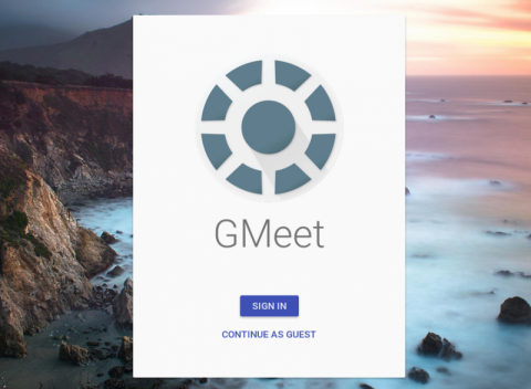 Google Meeting - GMeet