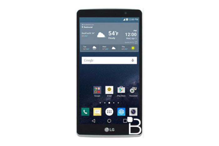 LG Stylus LS770