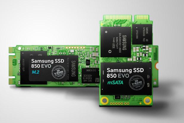 Samsung 850 EVO SSD