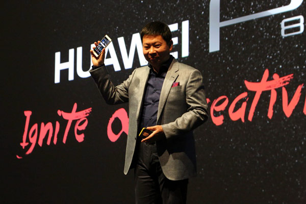 Презентация Huawei P8