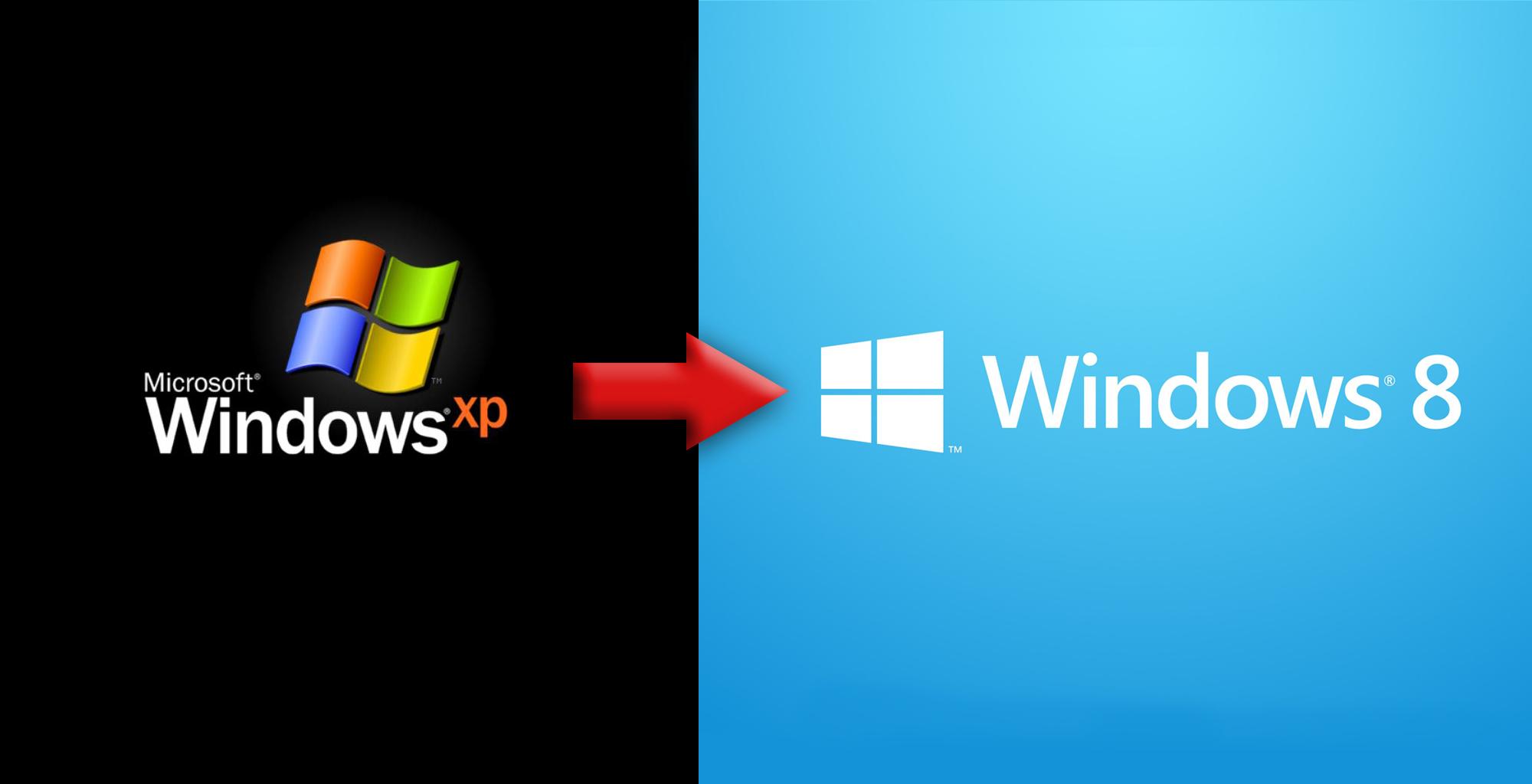 Обновление с XP до windows 10