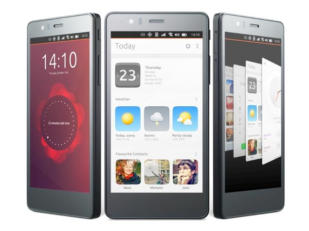 BQ Aquaris E5 HD Ubuntu Edition