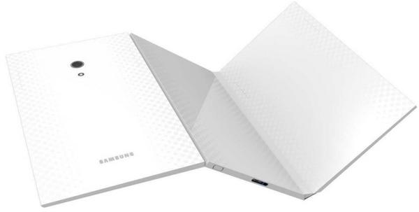 Гнущийся планшет Samsung