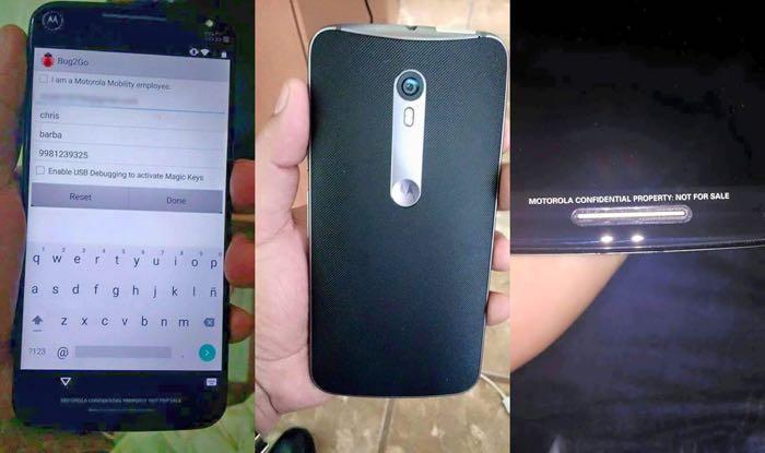 Новые Motorola Moto X
