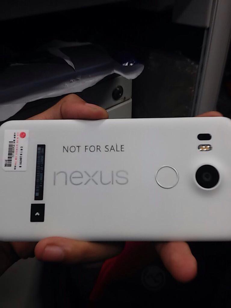 LG Nexus 5 засветился на фото