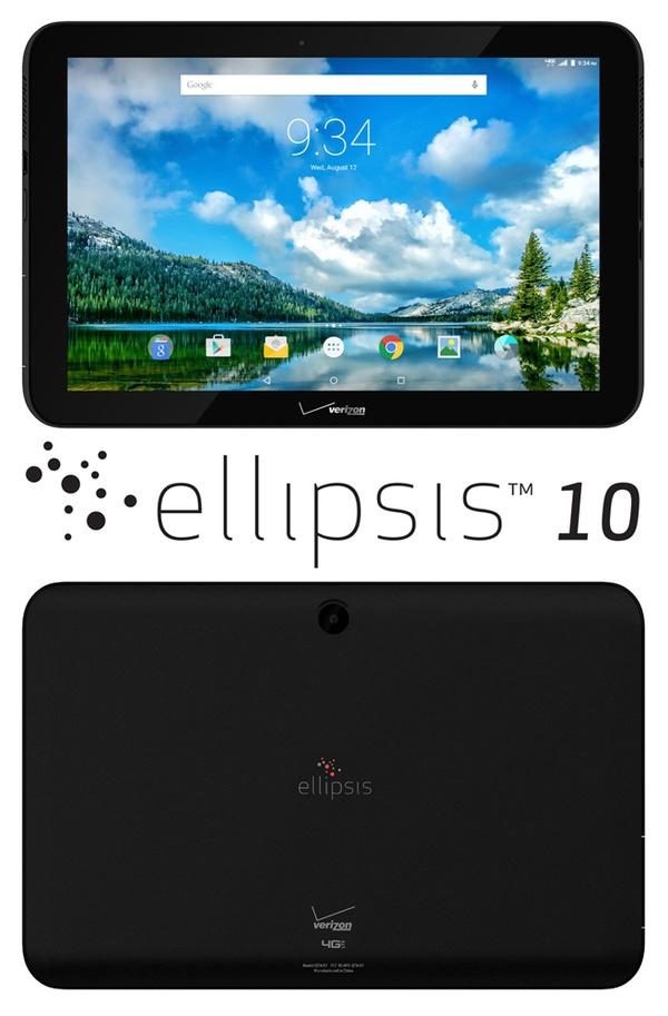Verizon Ellipsis 10