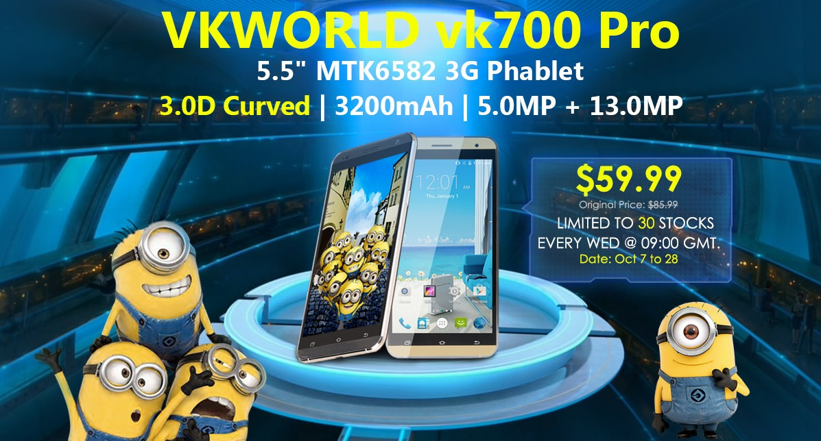 promo VKWorld vk700 Pro