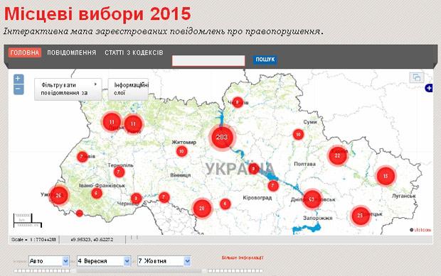 Выборы 2015 Украина