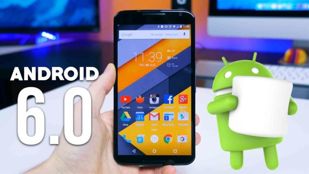 Android 6.0 Marshmallow Asus Firmware
