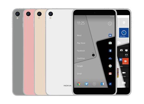 Концепт Nokia C1