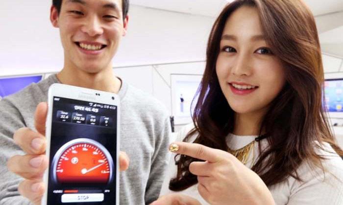 SK Telecom 5G в Южной Корее