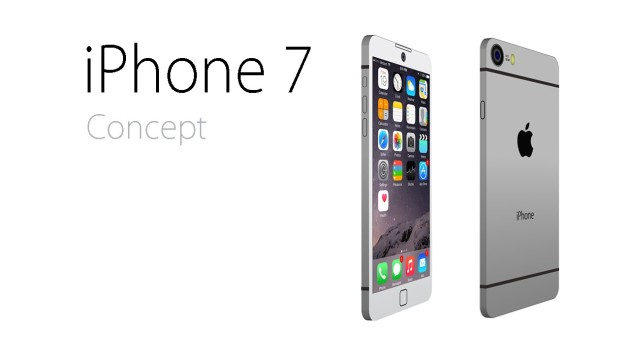 Apple iPhone 7 Concept