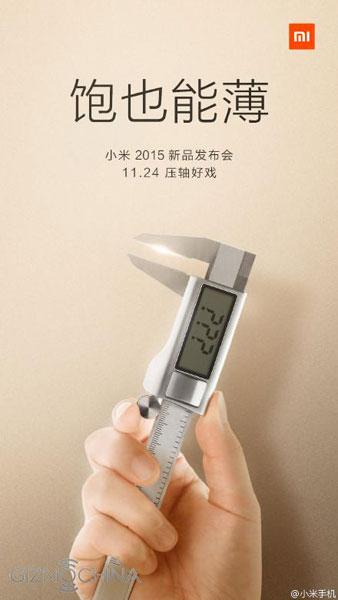 Thin Xiaomi Redmi Note 2 Pro