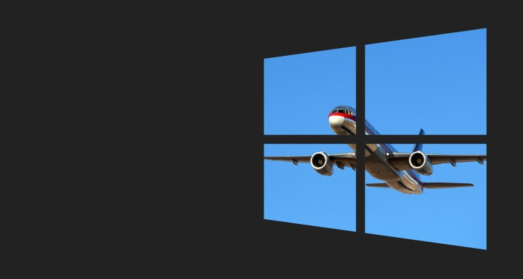 Windows Аэропорт