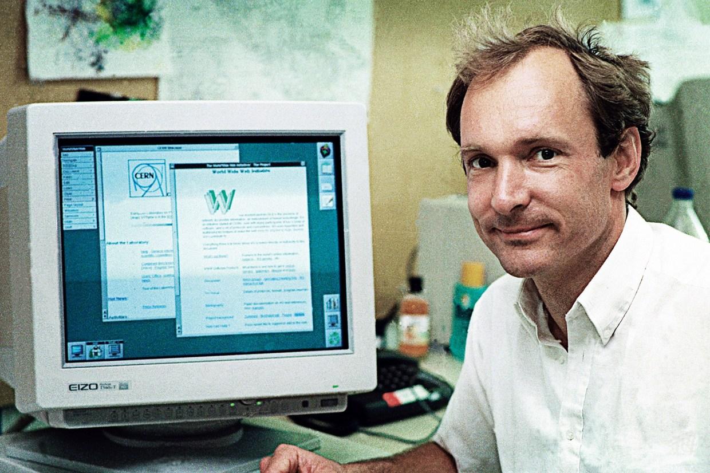Тим Бернерс-Ли - Tim Berners-Li