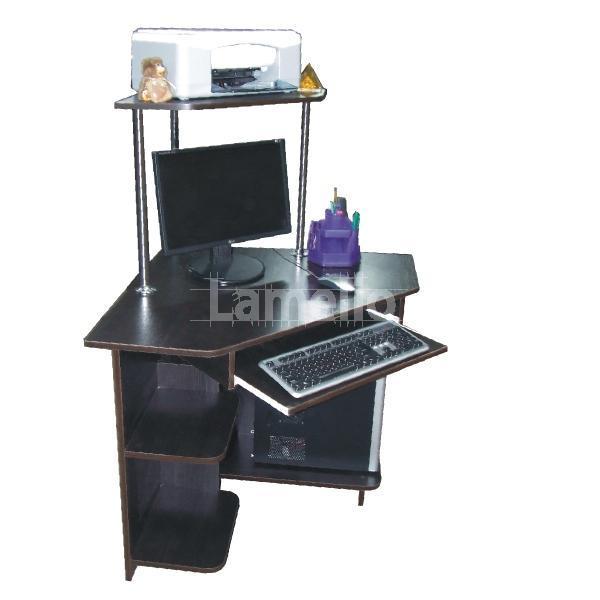 компьютерный стол Ника Феба с надставкой